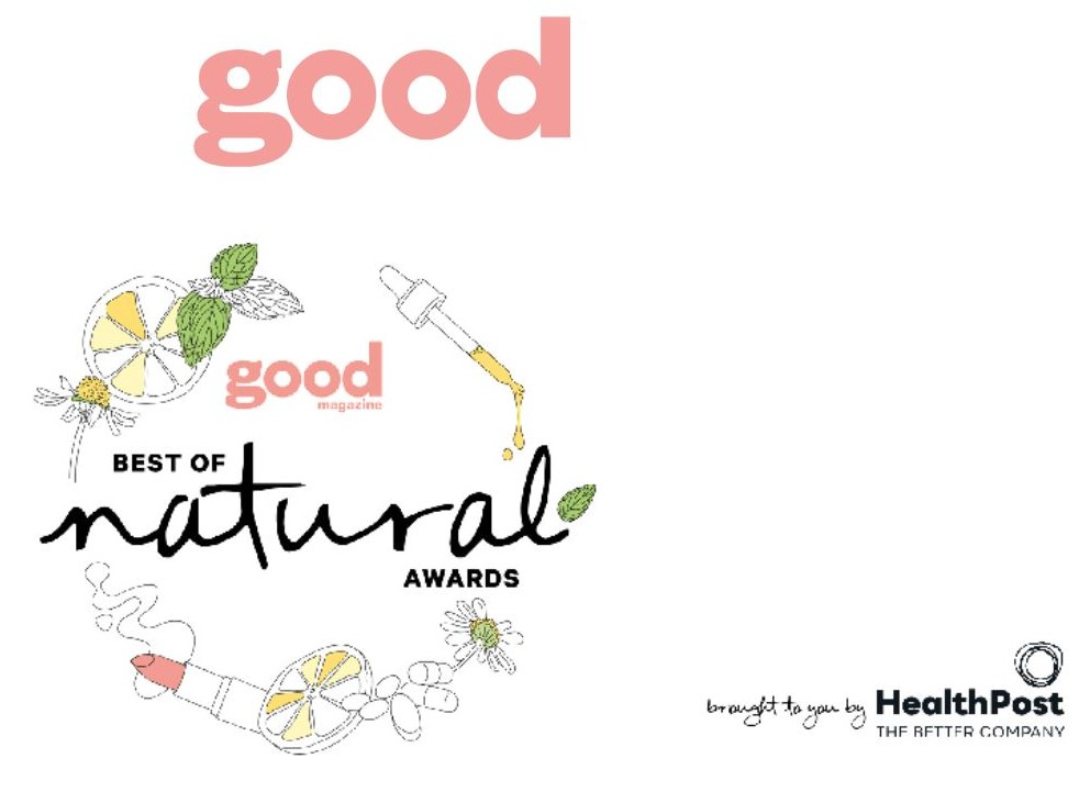 Best of Natural Awards logo
